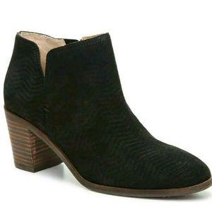 Lucky Brand Pickla Boots Women's Black 6.5M
